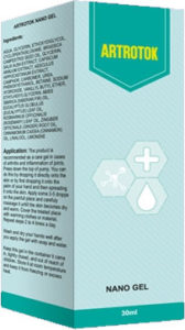 Artrotok - Gel per il trattamento delle articolazioni
