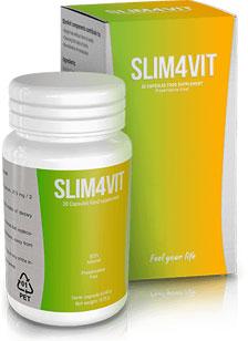 Slim4vit - Capsule dimagranti