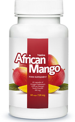 African Mango per perdita di peso