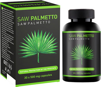 Saw Palmetto – rimedio sicuro contro la prostatite a casa